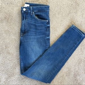 H&M Conscious High Waisted Skinny Jeans
